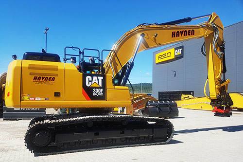 Caterpillar 330F HD HW