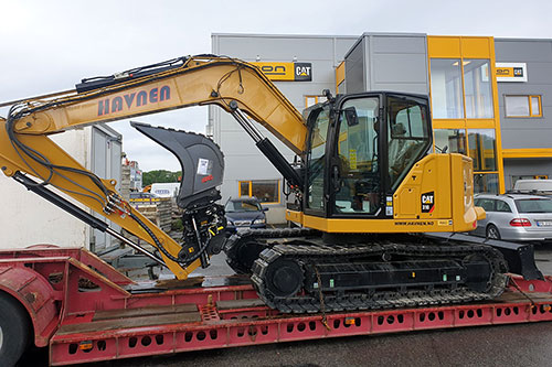 Caterpillar 310 Next Gen